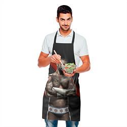 Фартук кулинарный Phillip Jack Brooks цвета 3D — фото 2