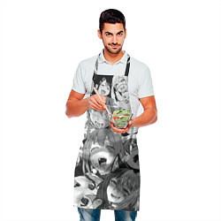 Фартук кулинарный АХЕГАО цвета 3D — фото 2