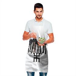 Фартук кулинарный Группа Пикник цвета 3D — фото 2
