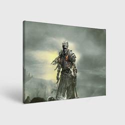 Холст прямоугольный Dark Souls цвета 3D-принт — фото 1