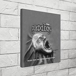 Холст квадратный The Prodigy: Madness цвета 3D-принт — фото 2