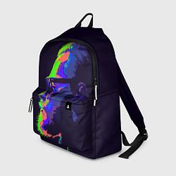 Рюкзак McGregor Neon цвета 3D-принт — фото 1