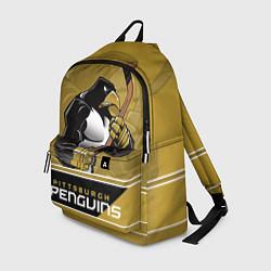 Рюкзак Pittsburgh Penguins цвета 3D — фото 1