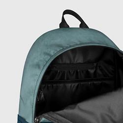 Рюкзак My SWAG Pony цвета 3D-принт — фото 2
