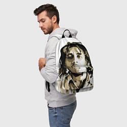 Рюкзак Bob Marley: Mono цвета 3D — фото 2
