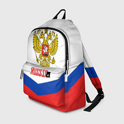 Рюкзак Russia Hockey Team цвета 3D-принт — фото 1