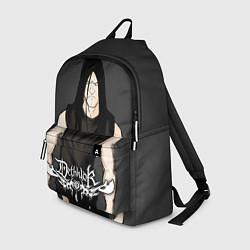 Рюкзак Dethklok Man цвета 3D-принт — фото 1