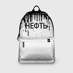 Рюкзак Нефть цвета 3D-принт — фото 2