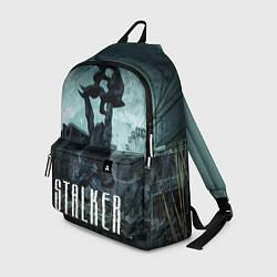 Рюкзак STALKER: Pripyat цвета 3D-принт — фото 1