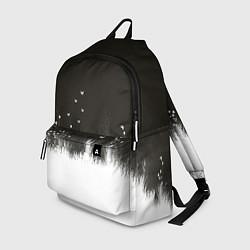 Рюкзак Ночная полянка цвета 3D-принт — фото 1