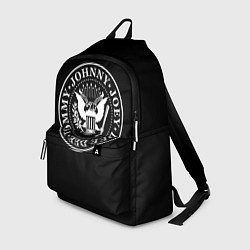 Рюкзак The Ramones цвета 3D-принт — фото 1