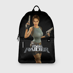 Рюкзак TOMB RAIDER цвета 3D-принт — фото 2