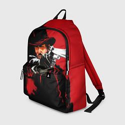 Рюкзак Red Dead Redemption цвета 3D-принт — фото 1