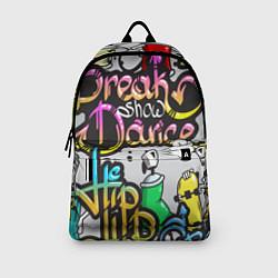 Рюкзак Break Show Dance цвета 3D-принт — фото 2