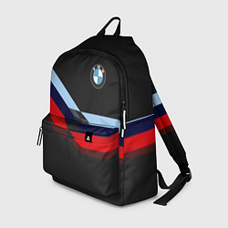 Рюкзак Бмв Bmw Black цвета 3D-принт — фото 1