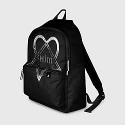 Рюкзак HIM цвета 3D-принт — фото 1