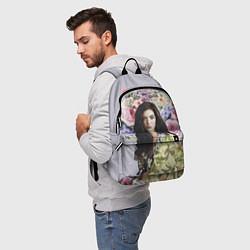Рюкзак Lorde Floral цвета 3D-принт — фото 2