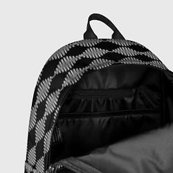 Рюкзак Arctic Monkeys: Black style цвета 3D-принт — фото 2