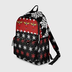 Рюкзак Праздничный Bon Jovi цвета 3D — фото 1