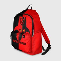 Рюкзак Juggernaut Blood цвета 3D-принт — фото 1