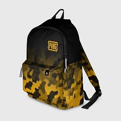 Рюкзак PUBG: Military Honeycomb цвета 3D — фото 1