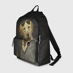 Рюкзак Mr Peanutbutter цвета 3D-принт — фото 1