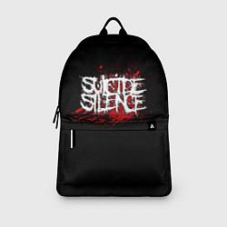Рюкзак Suicide Silence Blood цвета 3D-принт — фото 2
