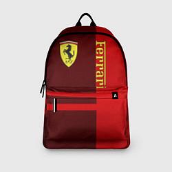 Рюкзак Ferrari: Red Line цвета 3D — фото 2