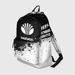 Рюкзак Daewoo: Black Spray цвета 3D — фото 1
