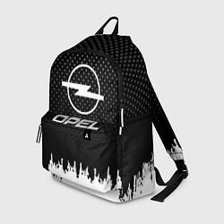 Рюкзак Opel: Black Side цвета 3D — фото 1