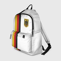 Рюкзак I Love Germany цвета 3D-принт — фото 1