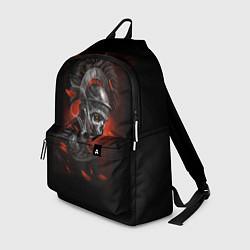 Рюкзак Мертвый легионер цвета 3D — фото 1