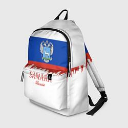 Рюкзак Samara: Russia цвета 3D — фото 1