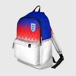 Рюкзак Сборная Англии: Тренировочная ЧМ-2018 цвета 3D-принт — фото 1