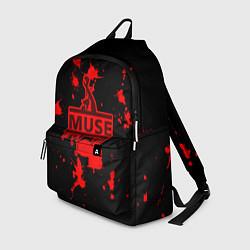 Рюкзак Muse: Bloded Style цвета 3D-принт — фото 1