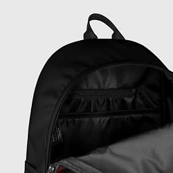 Рюкзак Citroen: Red sport цвета 3D-принт — фото 2