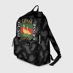 Рюкзак GUSSI Style цвета 3D-принт — фото 1