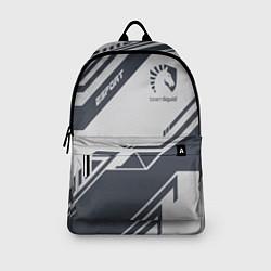 Рюкзак Team Liquid: Grey E-Sport цвета 3D-принт — фото 2