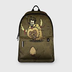 Рюкзак Wild Wilson цвета 3D-принт — фото 2