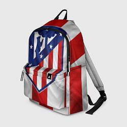 Рюкзак ATLETICO MADRID цвета 3D-принт — фото 1