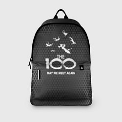 Рюкзак The 100 цвета 3D-принт — фото 2
