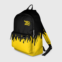Рюкзак 21 Pilots: Yellow Fire цвета 3D-принт — фото 1
