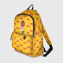 Рюкзак Lil Pump: Esketit цвета 3D — фото 1