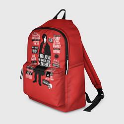 Рюкзак Шерлок цвета 3D-принт — фото 1