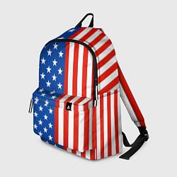 Рюкзак American Patriot цвета 3D-принт — фото 1