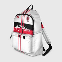 Рюкзак AC Milan: White Form цвета 3D-принт — фото 1