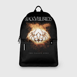 Рюкзак Black Veil Brides: Wretched And Divine цвета 3D — фото 2