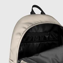Рюкзак SANITYS FALL цвета 3D-принт — фото 2