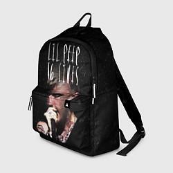 Рюкзак Lil Peep: 16 Lines цвета 3D — фото 1