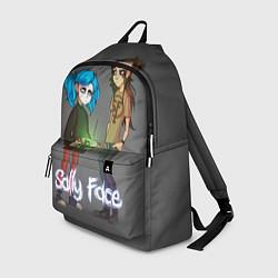 Рюкзак Sally Face: Friends цвета 3D-принт — фото 1